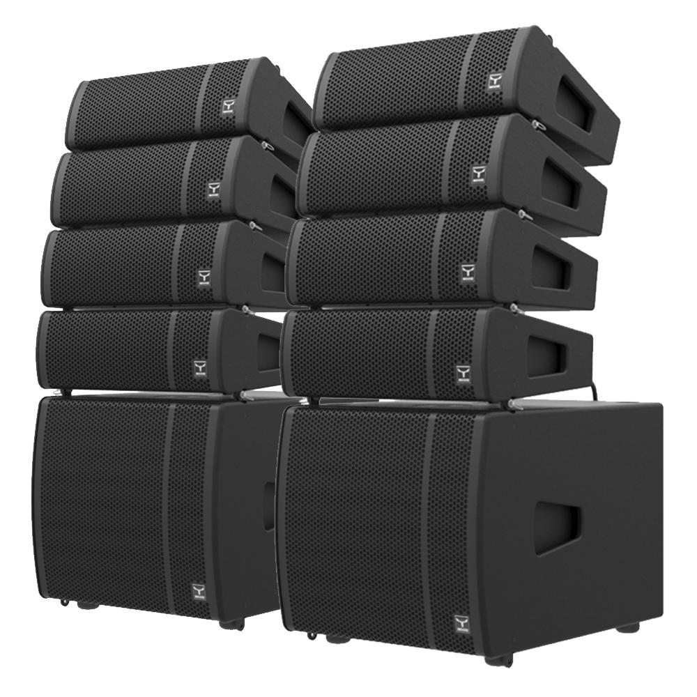 Rental Line Array Speakers - Excellent Sound Technology
