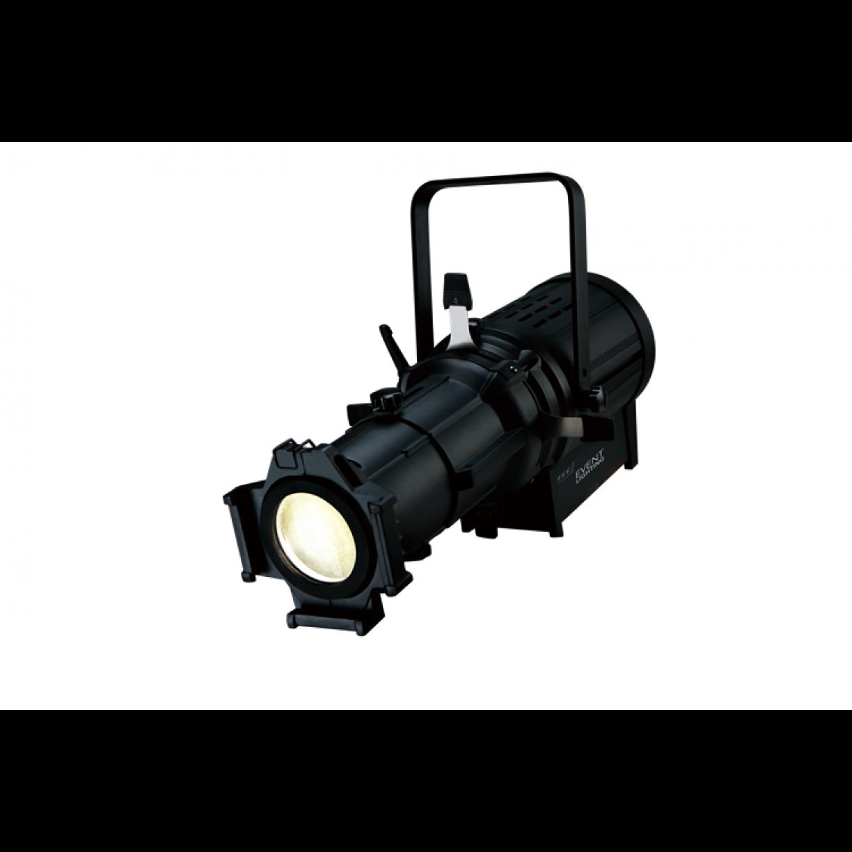 <p><strong>Profile Light 60W</strong><br /> Chùm sáng LED có công suất 60W với Trắng ấm với nhiệt độ màu 3200K và trắng với nhiệt độ màu 5600K<br /> Công suất sử dụng: 60W.<br /> Đánh giá chống nước: IP33.<br /> Góc chùm tia: 19-50 độ<br /> Kênh DMX: 3 kênh.<br /> Được chứng nhận bởi: CE, EMC, FCC, LVD, RoHS<br /> Nguồn điện: AC90-240V<br /> Chế độ điều khiển: DMX512, Chạy tự động, Master / Slave.<br /> Điều kiện hoạt động tốt nhất: từ -20 độ đến 40 độ C.<br /> Kích thước: 35x18x16cm<br /> Trọng lượng: 3,5kg.</p>