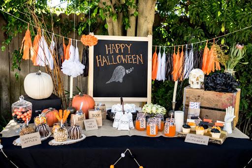 Tổ chức Halloween cũng cần chuẩn bị kĩ lưỡng từ khâu kịch bản