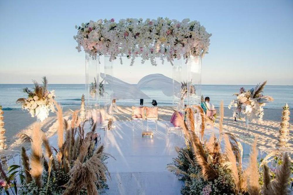 """""""Hô biến"""" hôn lễ như mơ nhờ dịch vụ tổ chức tiệc cưới Đà Nẵng"""