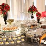 Tiệc cưới buffet - xu hướng mới của những cặp uyên ương hiện đại