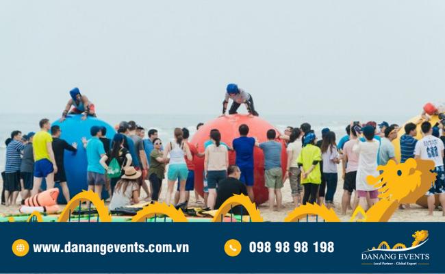 Tổ chức teambuilding tại Đà Nẵng - xóa tan khoảng cách, gắn kết tập thể