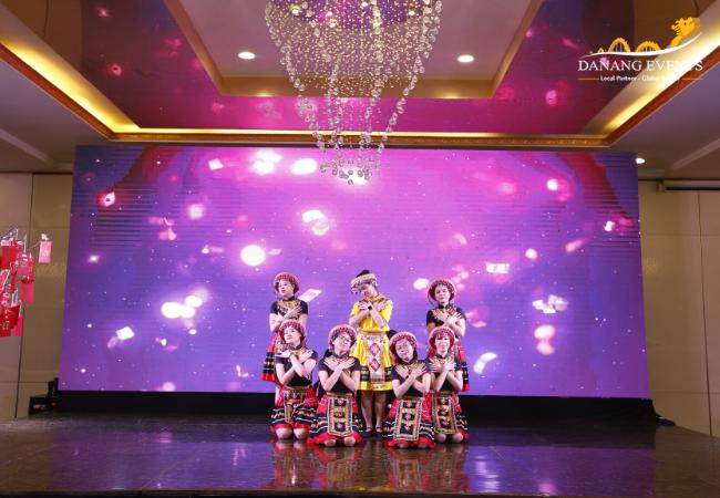 Sự kiện lung linh, hoành tráng với các thiết bị sân khấu chất lượng của Danang Events