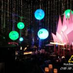 Cho thuê đèn trang trí sự kiện