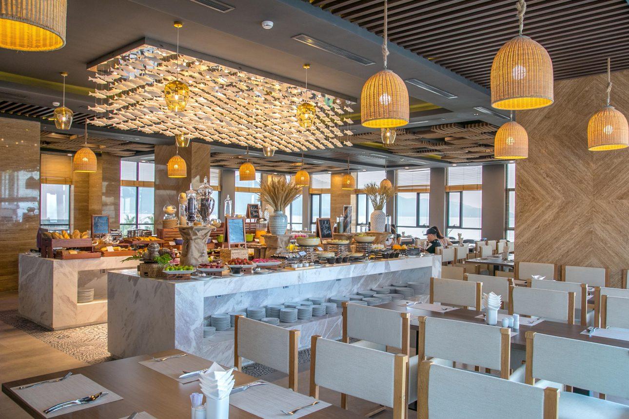 HAIAN Beach Hotel & Spa rất thích hợp cho buổi Gala Dinner