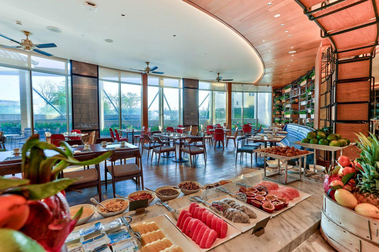 Hilton Đà Nẵng mang phong cách thiết kế hiện đại độc đáo