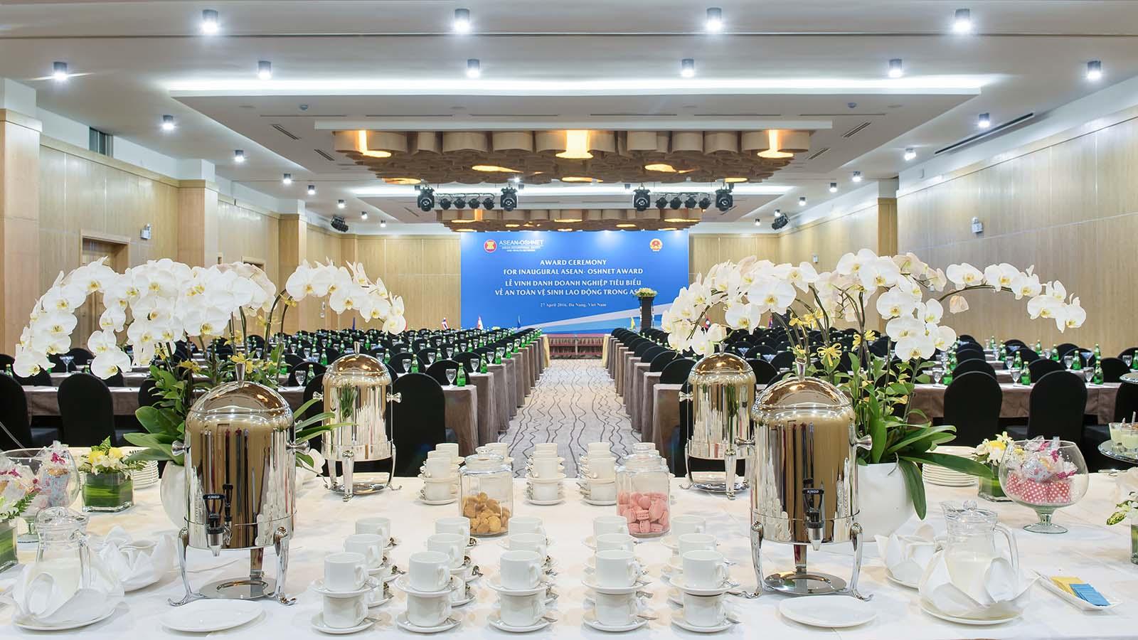 Royal Lotus Đà Nẵng còn phù hợp cho mọi hội nghị sự kiện