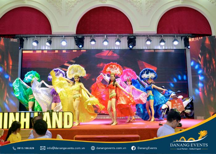 Danang Events chuyên cung cấp dịch vụ tổ chức sự kiện chuyên nghiệp
