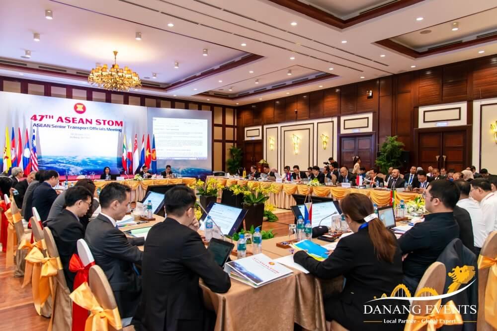 Hội Nghị STOM 47 - Bộ Giao thông các nước ASEAN