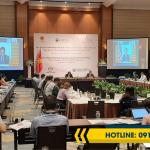 Hội nghị trực tuyến - Giải pháp hội họp mùa dịch Covid