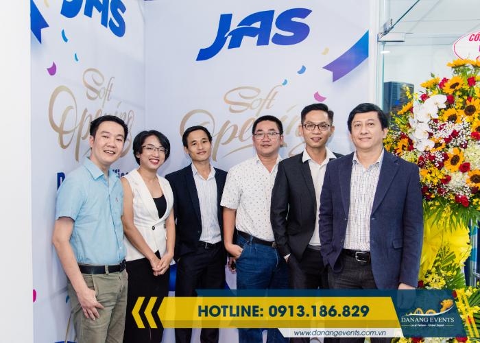 Khai trương văn phòng Công ty JAS