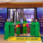 Lễ kỷ niệm 25 năm thành lập Logitem Việt Nam