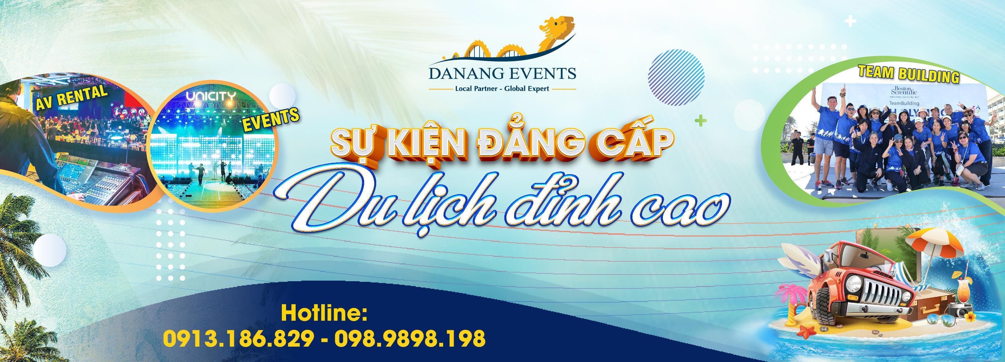 Công ty tổ chức sự kiện hàng đầu - Danang Events