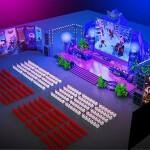 Kinh Nghiệm Set Up Sân Khấu