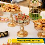 Dịch vụ tổ chức teabreak tại Đà Nẵng - Giải pháp giải tỏa căng thẳng kết nối hội nghị