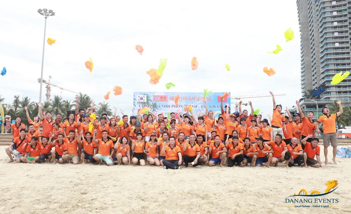 Du lịch kết hợp team building là một chương trình mang tính đồng đội cao