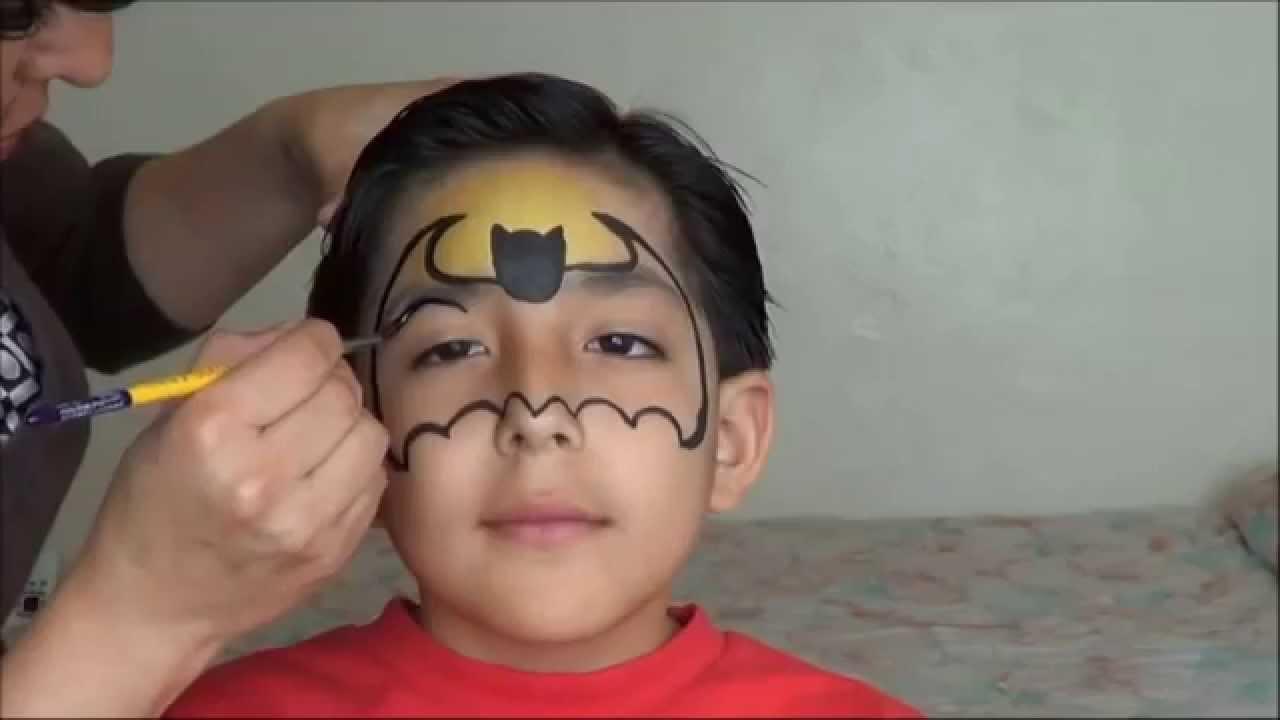 Ý tưởng làm gian hàng vẽ mặt cho bé