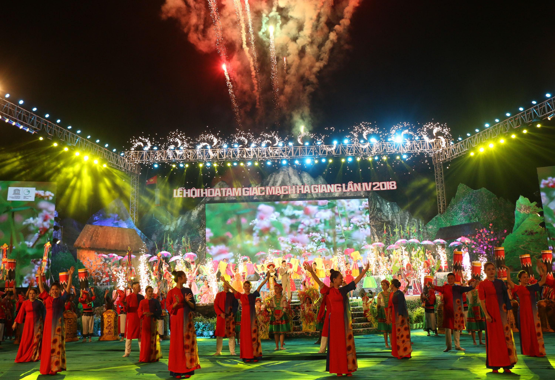 Lễ hội trong năm luôn được tổ chức đa dạng theo chủ đề