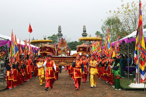 Tổ chức lễ hội luôn là hoạt động được đón chào mỗi năm