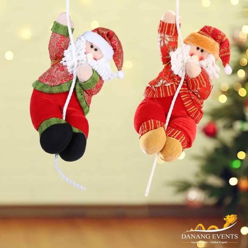 Những món quà Giáng sinh nhỏ xinh.