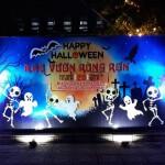 Tổ chức sự kiện Halloween - khu đô thị VSIP Quảng Ngãi