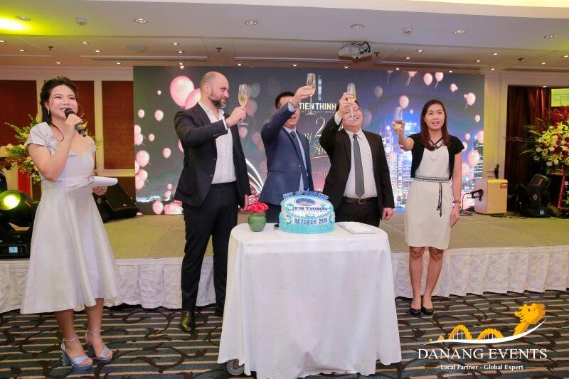 Lễ kỷ niệm 2 năm thành lập (2019) - Tiến Thịnh International