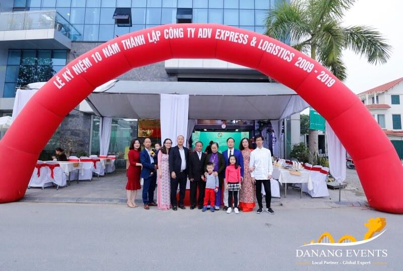 Lễ kỷ niệm thành lập công ty là là sự kiện đánh dấu cột mốc quan trọng của doanh nghiệp