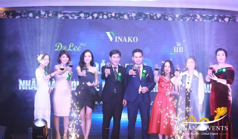Lễ ra mắt sản phẩm mới của VINAKO.