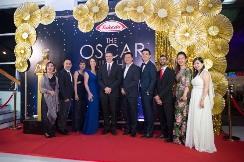 Tiệc Gala Dinner - Công ty Dược phẩm Takeda