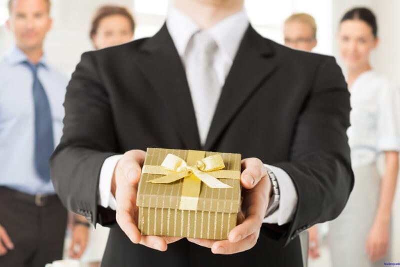 Gợi ý quà tặng doanh nghiệp độc đáo, đặc biệt cho tiệc tất niên
