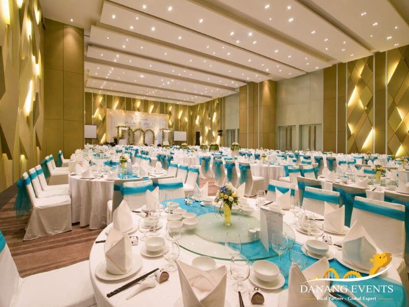 Khách sạn Hilton Danang.
