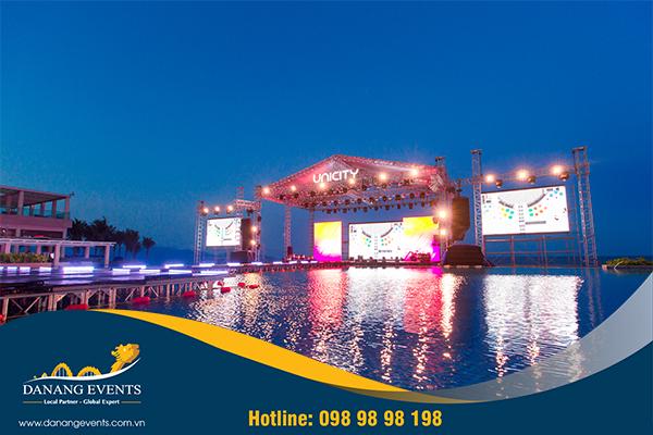 Xu hướng tận dụng các không gian thiên nhiên để tổ chức các sự kiện Đà Nẵng 2020