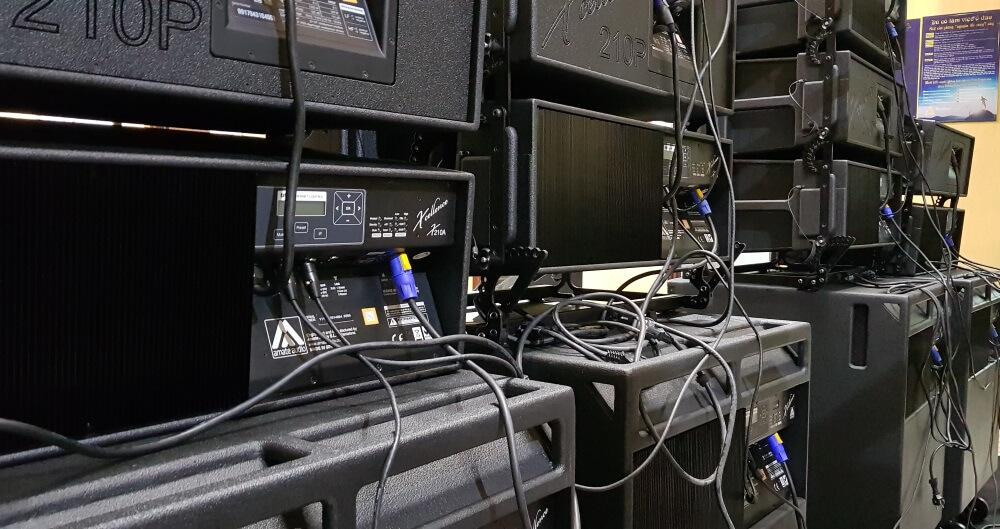 List Of AV Equipment