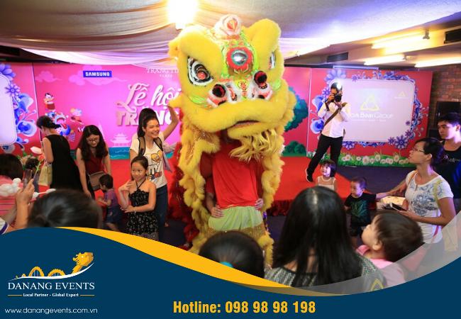 Có thể bạn chưa biết, Danang Events có dịch vụ tổ chức trung thu trọn gói cực kì chất lượng